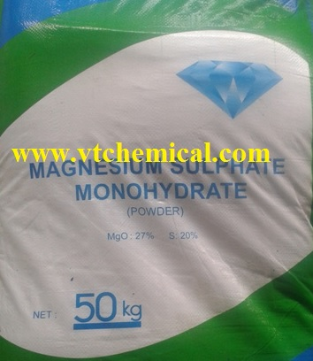 magie sulphate monohydrate